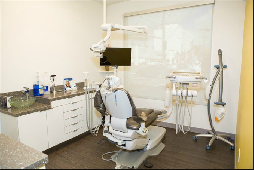 Sherman Oaks Dental Chair
