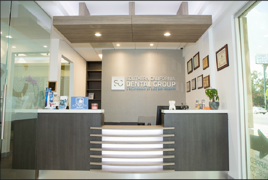 Sherman Oaks Dentist Office